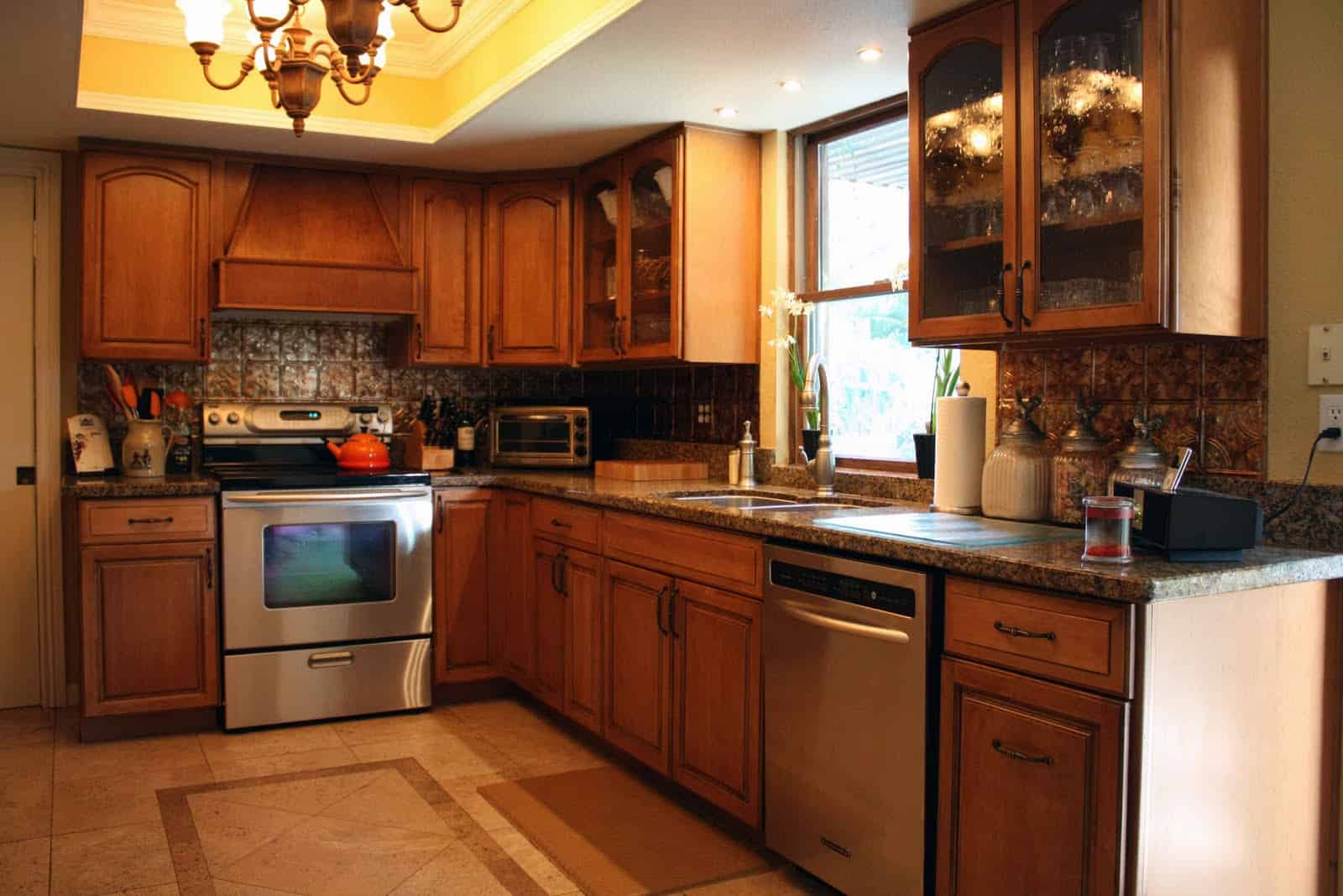 Charmant Clean Kitchen 5